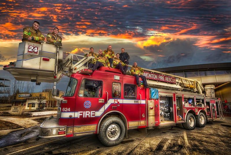 Firefighter Recruitment 2016 Edmonton Ab Fire