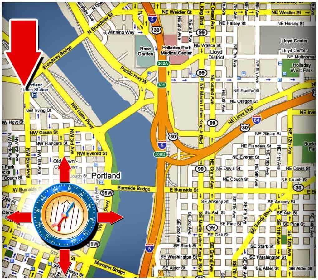 Firefighter Aptitude Test Tuesdays – Maps - Fire Recruitment ca